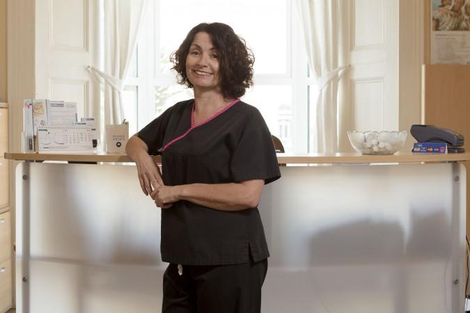 Patsy Mitchell, Dental Nurse