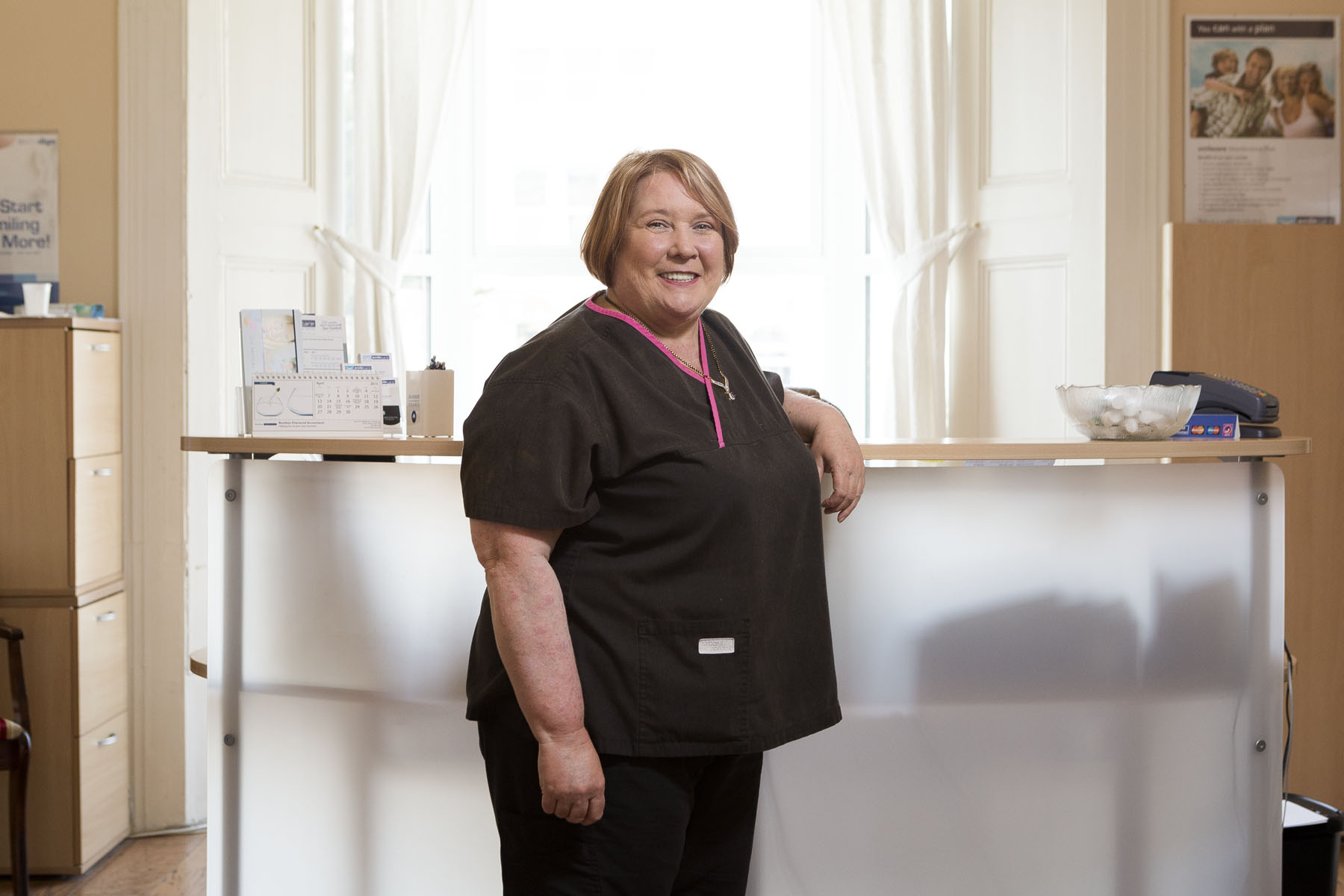 Jan Baxendale, Dental Hygienist