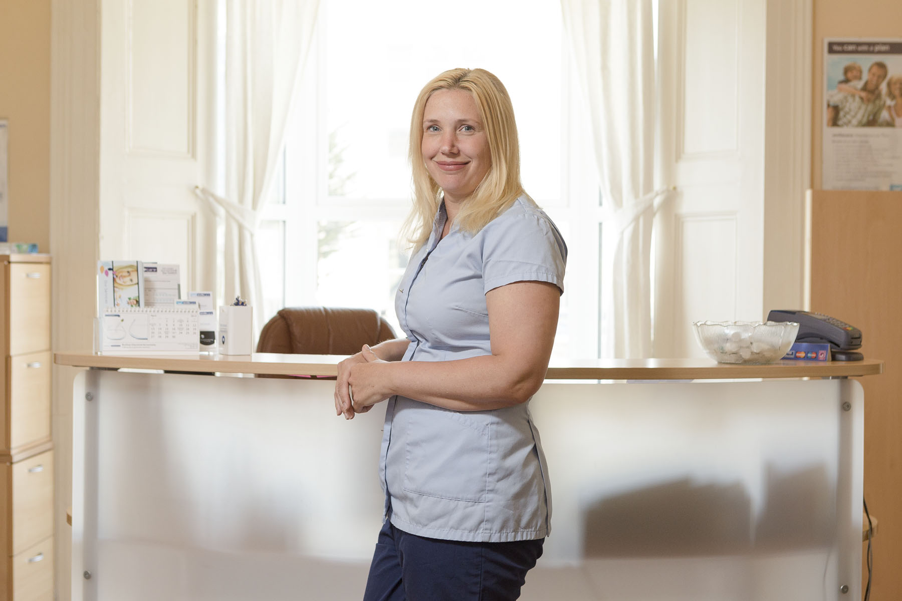 Mrs Tina Bell Registered Dental Nurse Plymouth Smile Care