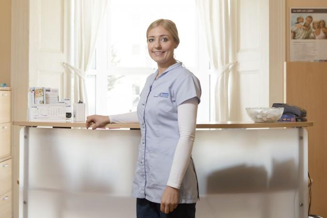 Miss Joanna Bartycha <br/>Registered Dental Nurse